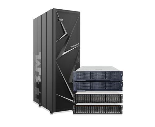 Storage by IBM
