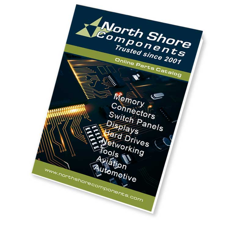 View North Shore Components Available Material Catalog